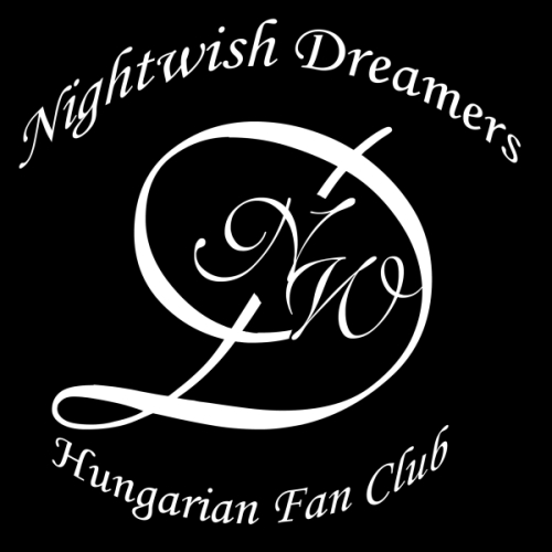 Nightwish Dreamers Sticky Logo
