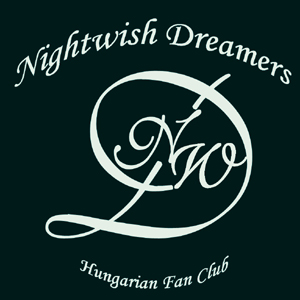 Nightwish Dreamers Mobile Retina Logo