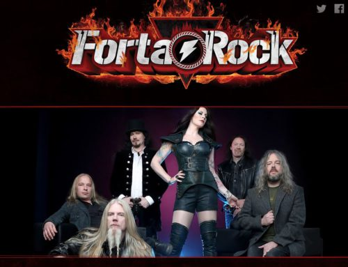 Nightwish a 2018-as FortaRock-on